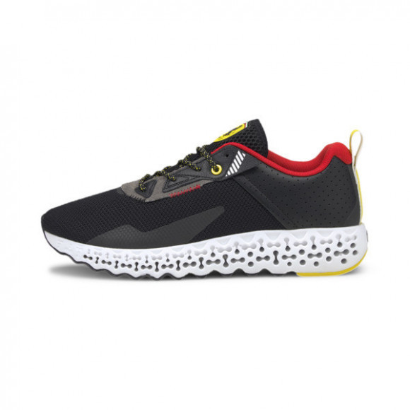 PUMA Scuderia Ferrari RCT XETIC Forza Men's Motorsport Shoes in Black - 306809-01