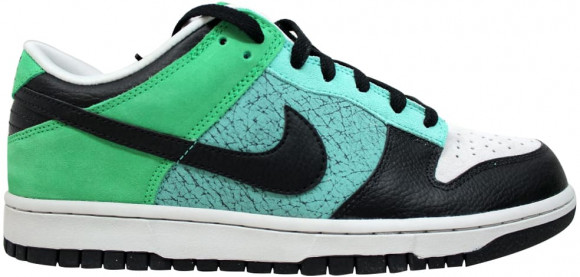 Nike Dunk Low 6.0 Mint/Black-Hyper Verde-Jetstream - 314142-302