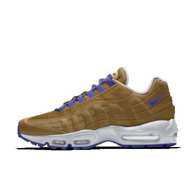 Nike Air Max 95 By You Custom Shoe - Brown - 314352-998