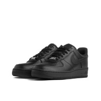 Nike Air Force 1' 07 Women's Shoe - Black - 315115-038
