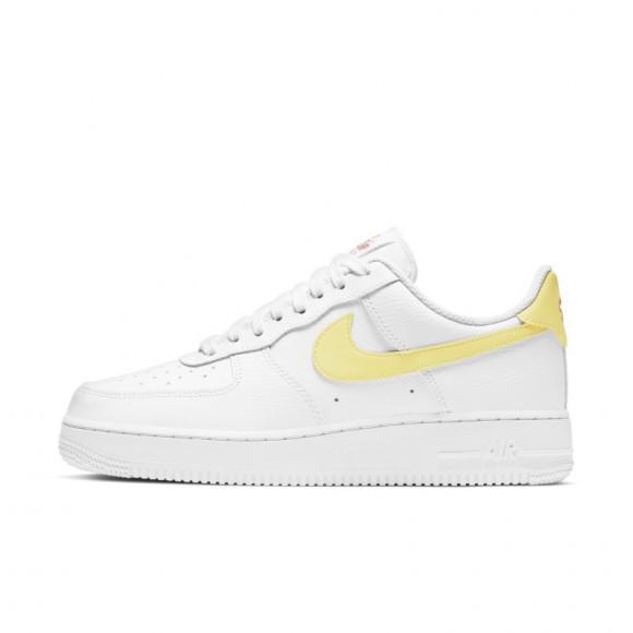 Nike Air Force 1' 07 Women's Shoe - White - 315115-160