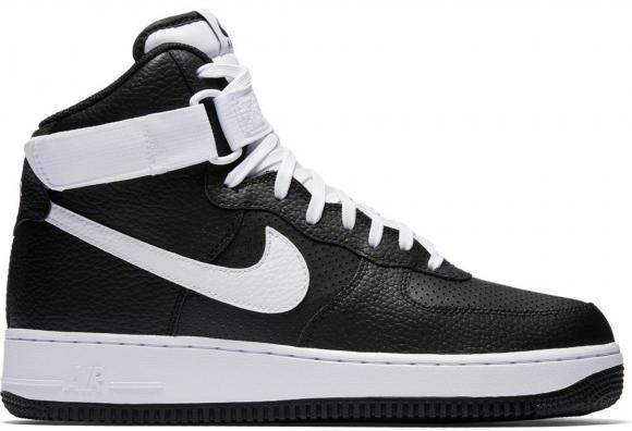 Nike Air Force 1 High Black White (2017) - 315121-040