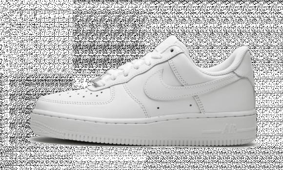 Nike Air Force 1 Low '07 Triple White - 315122-117