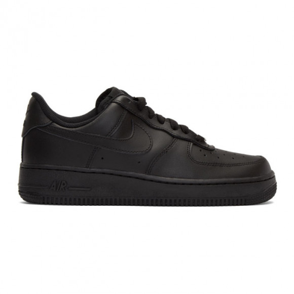 Nike White Air Force 1 07 Sneakers - 315122