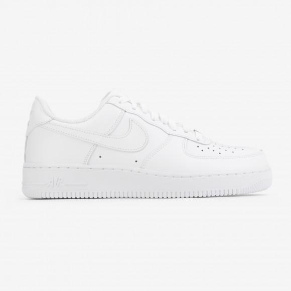 Mens Nike Air Force 1 Low - White, White - 315122/CW2288-111