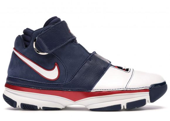 Nike Zoom Kobe 2 ST 'Olympic' Midnight Navy/White-Varsity Red ...