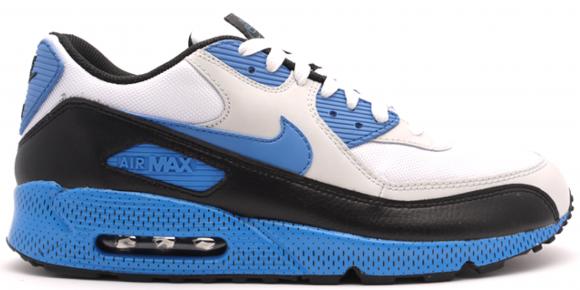 Nike Air Max 90 White Varsity Blue - 325018-144