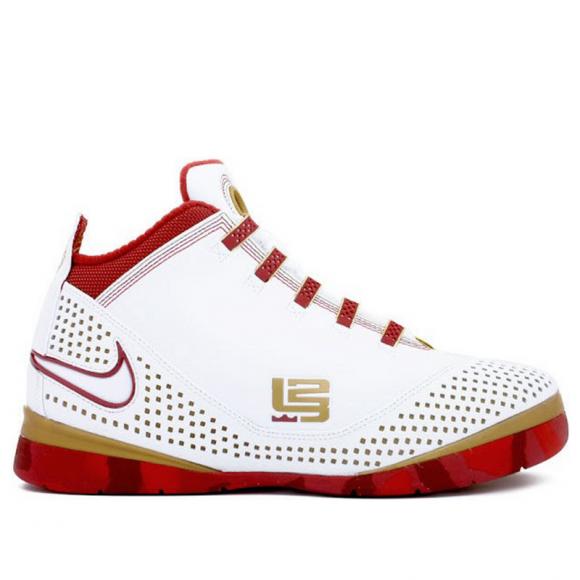Nike LeBron Zoom Soldier 2 'China' White/White/Varsity Crimson/Team Red 325267-112 - 325267-112