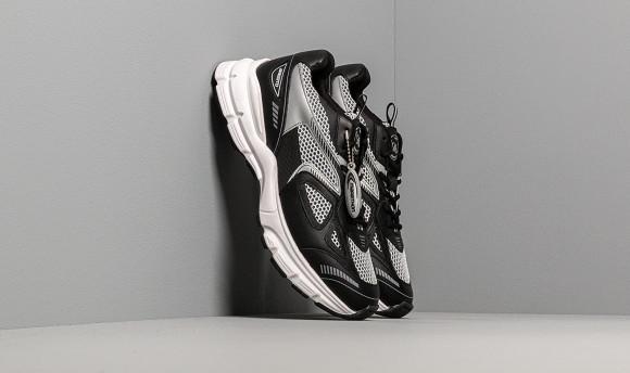 AXEL ARIGATO Marathon Runner Leather Black/ Grey - 33018