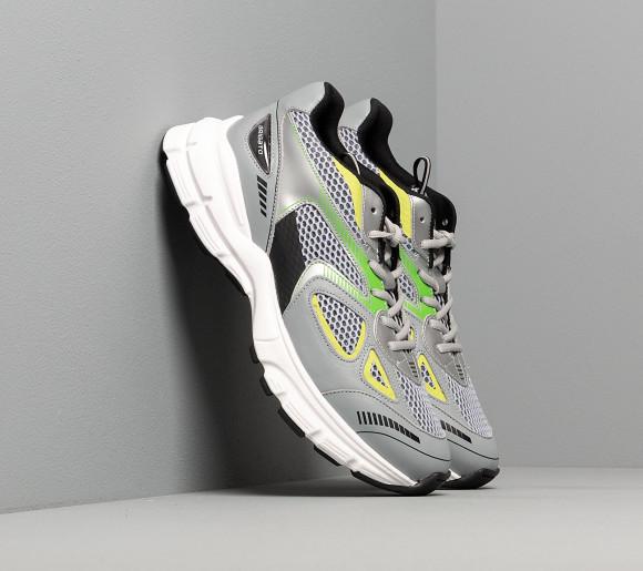 Axel Arigato Marathon Runner Grey/ Neon Green - 33039