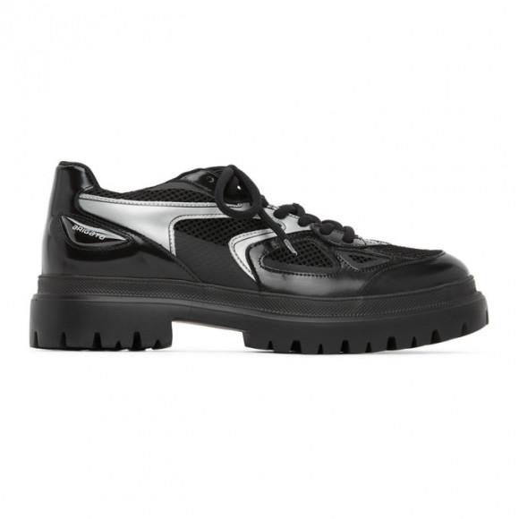 Axel Arigato Black Hybrid Marathon Sneakers - 33045