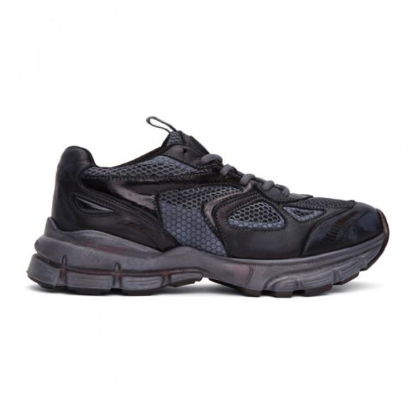Axel Arigato Navy Dip-Dye Marathon Sneakers - 33062