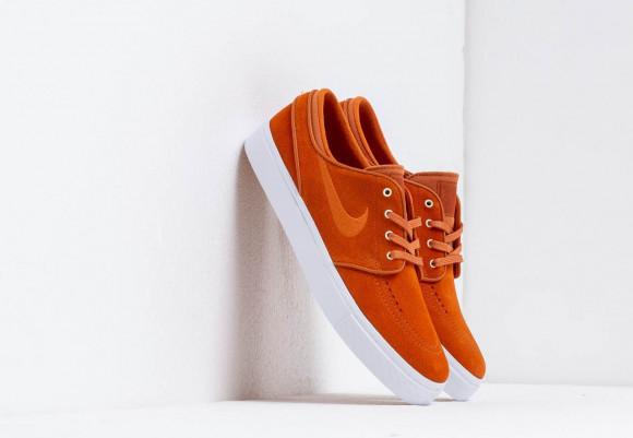 Nike Zoom Stefan Janoski Cinder Orange/ Cinder Orange-White - 333824-887