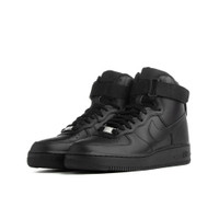 Nike Wmns Air Force 1 High Black/ Black-Black - 334031-013