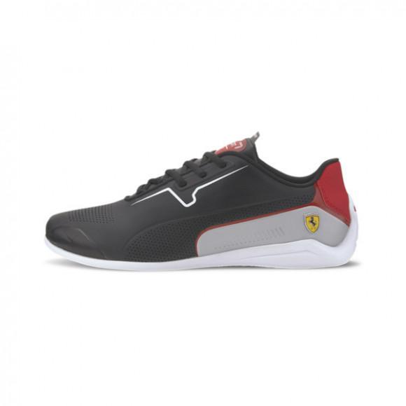 PUMA Scuderia Ferrari Drift Cat 8 Motorsport Shoes in Black/White - 339935-01