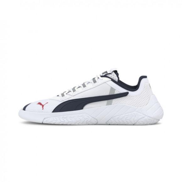 PUMA Replicat-X Scuderia Ferrari Men's Motorsport Shoes in White/Peacoat/White - 339945-03