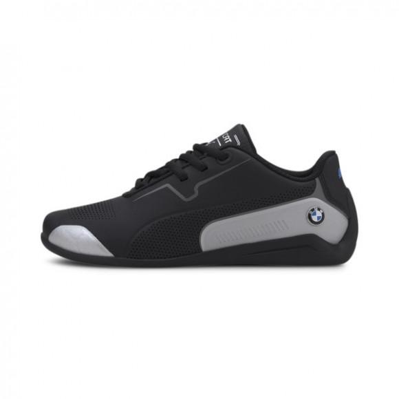 PUMA BMW M Motorsport Drift Cat 8 Motorsport Shoes JR in Black/Silver - 339979-01