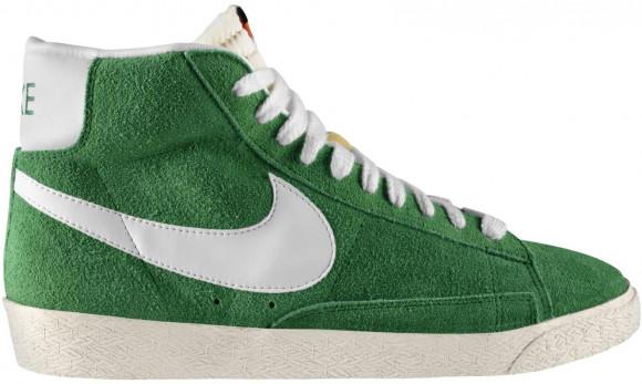 Nike SB Blazer Suede Pine Green - 344344-311
