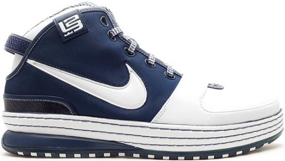 Nike LeBron 6 Yankees - 346526-111