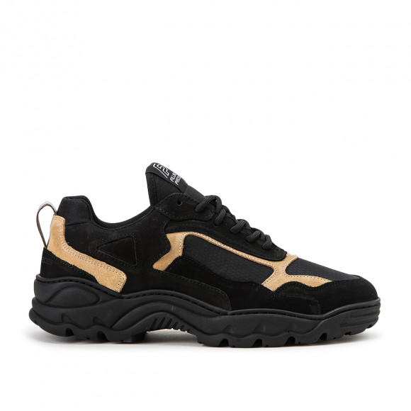 Filling Pieces Low Curve Iceman Trimix All Black - 347266018470