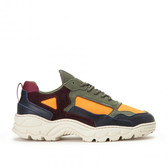 Filling Pieces Low Curve Iceman Trimix (Olive) - 34726601858038
