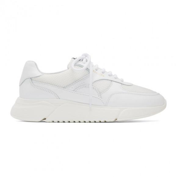 Axel Arigato White Genesis Sneakers - 35029