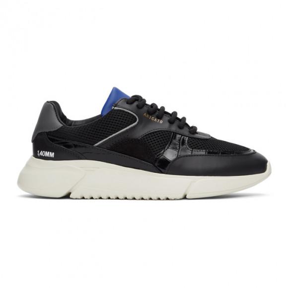 Axel Arigato Black and Grey Genesis Sneakers - 35055