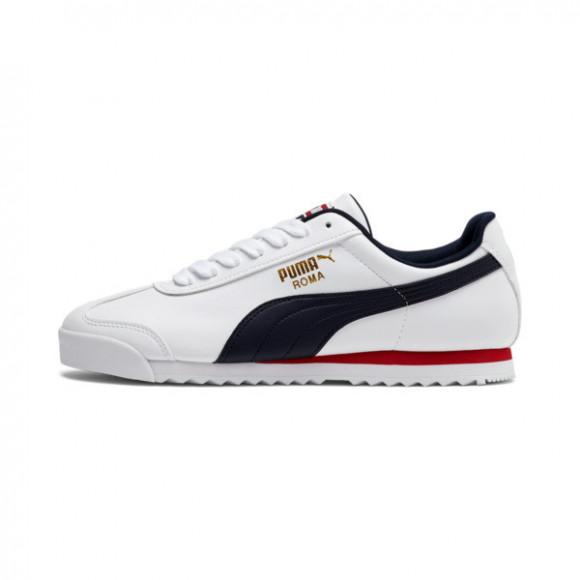 PUMA Roma Basic Sneakers in Black - 353572-84