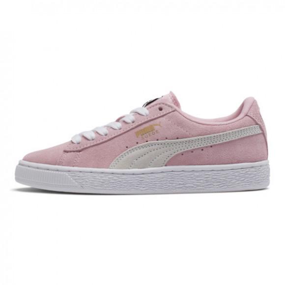 PUMA Suede Sneakers JR in Pink - 355110-30