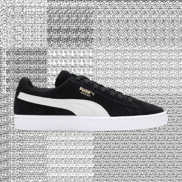 Puma Suede Classic Sneakers Black- Womens- Size 9 B - 355462-01