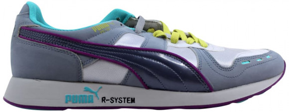 Puma RS100 HL Gray/Tradewinds-Grisaille - 356616-02