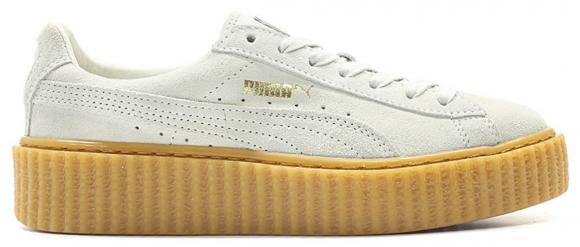 Puma Creepers Rihanna Fenty White Oatmeal (W) - 361005-06