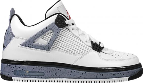 Jordan AJF 4 White Cement - 364342-162