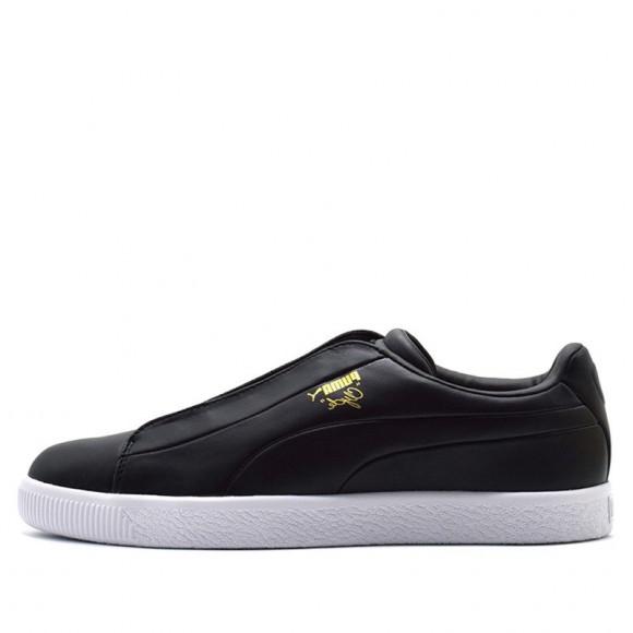 Puma Clyde Fashion Lthr Black Sneakers/Shoes 364572-01 - 364572-01