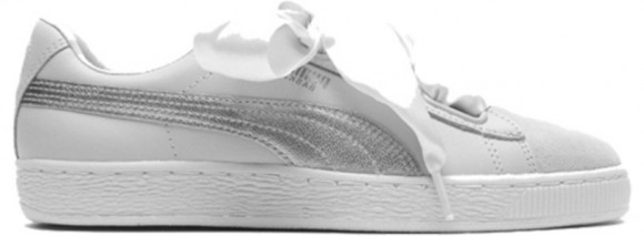 PUMA Basket Heart Up Sneakers/Shoes 364955-01 - 364955-01