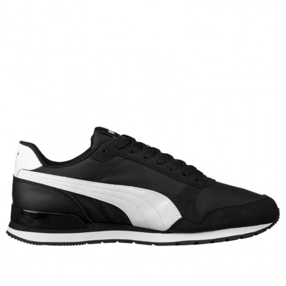 PUMA ST Runner v2 Men's Sneakers in Black/White - 365278-01