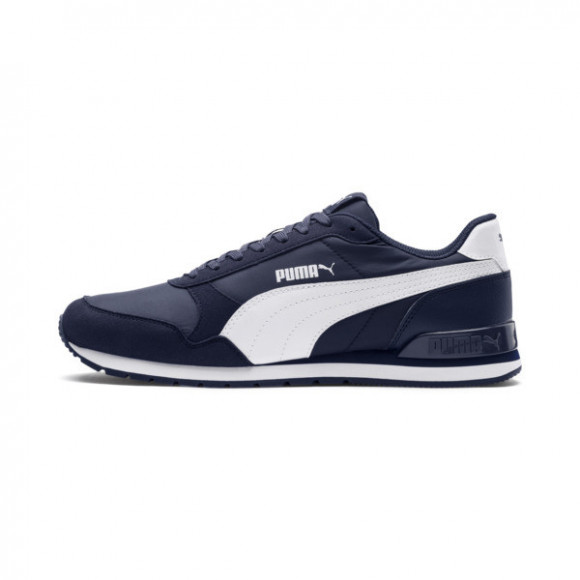 PUMA ST Runner v2 Men's Sneakers in Peacoat/White - 365278-08