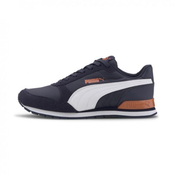 PUMA ST Runner v2 NL Sneakers JR in Peacoat/White/Firecrack - 365293-15