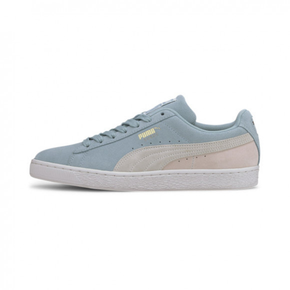 PUMA Suede Classic Sneakers in Aquamarine/White/Rosewater - 365347-87
