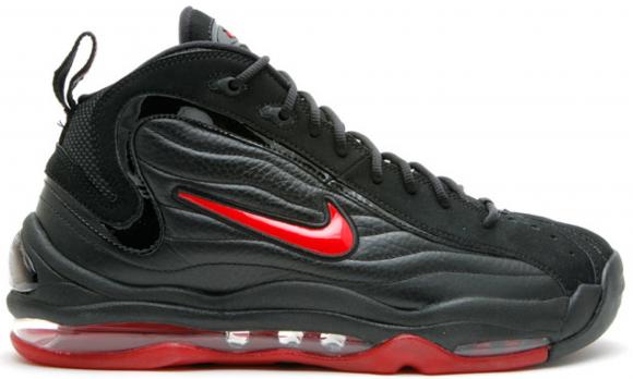 Nike Air Total Max Uptempo Black Varsity Red - 366724-061