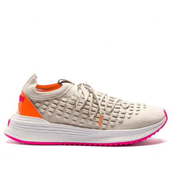 Puma AVID Fusefit 'Birch' Birch/Birch/Orange/White Marathon Running Shoes/Sneakers 367242-11 - 367242-11