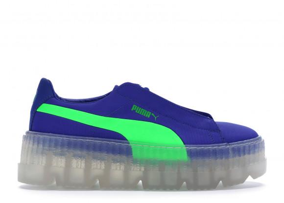 Puma Cleated Creeper Surf Rihanna Fenty Blue Green (W) - 367681-01