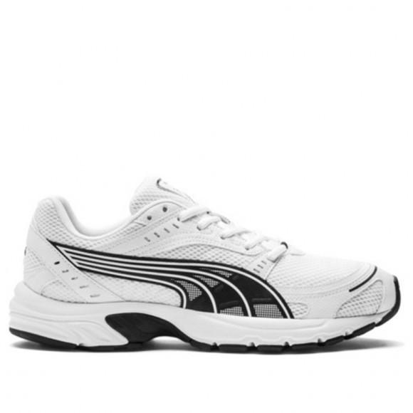 Puma Axis 'White Peacoat' White/Peacoat Marathon Running Shoes ...