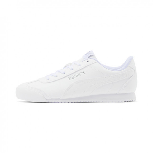 PUMA Turino Leather Sneakers JR in White - 368594-01