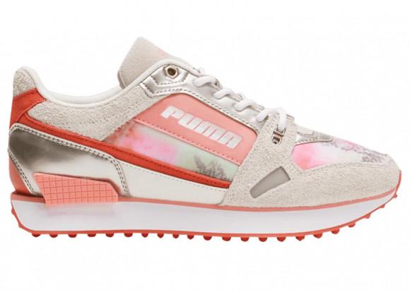 PUMA Mile Rider Supernatural Women's Sneakers in Sal Rose/Vaps Grey/Paprika - 368747-01