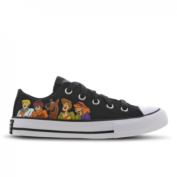 Converse Chuck Taylor All Star Low Scooby-Doo - Pre School Shoes - 369080C