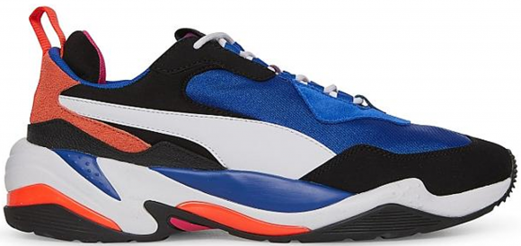 Puma Thunder 4 Life Sneakers Blue- Mens- Size 11 D - 369471-01