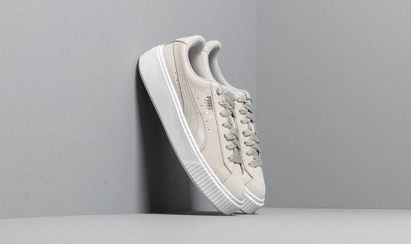 Puma Platform Shimmer Wn s Gray Violet