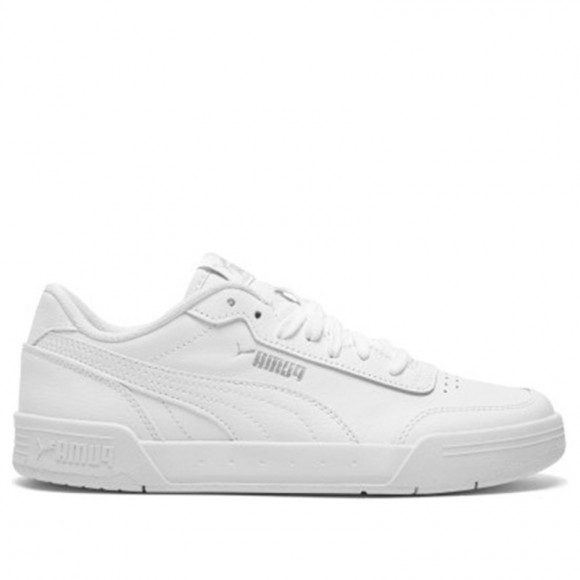Puma Caracal 'White' White/Silver Sneakers/Shoes 369863-02 - 369863-02