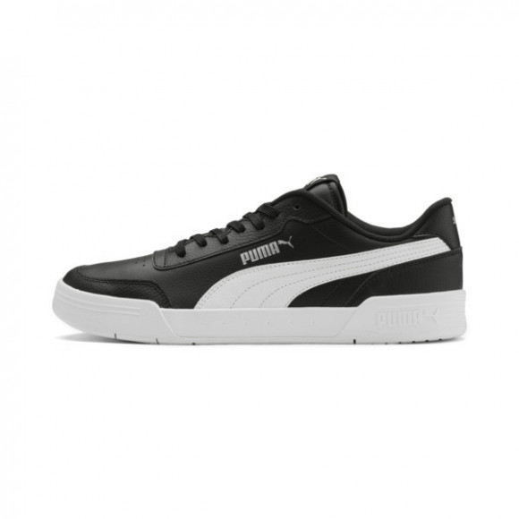 PUMA Caracal Men's Sneakers in Black/White - 369863-07